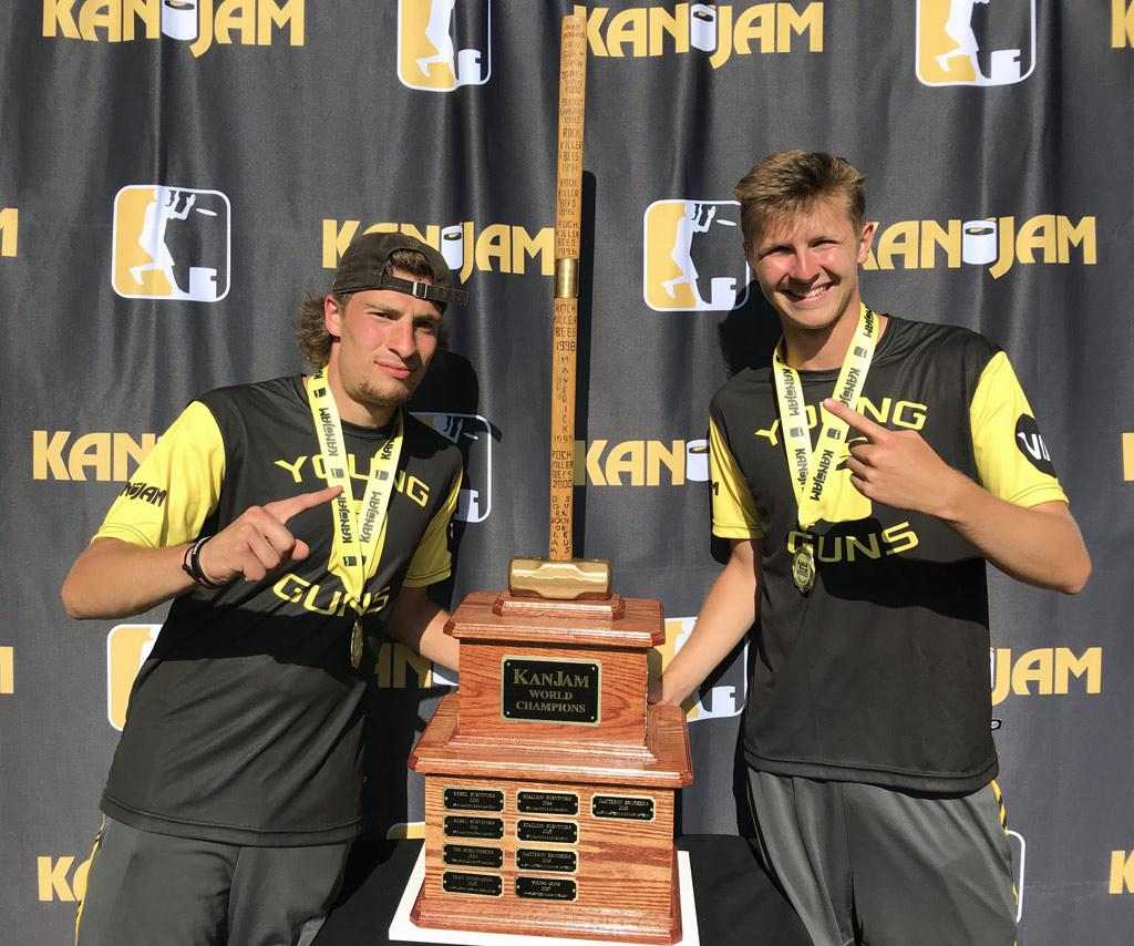 2019 KanJam World Champions