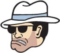 Hitmen logo headshot medium