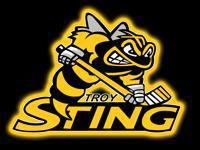 Sting logo black medium