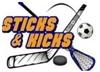 Sponsored by Sticks and Kicks