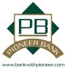 Sponsored by Pioneer Bank