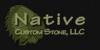 Sponsored by Native Custom Stone