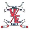 Vail hockey logo element view