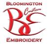 Sponsored by Bloomington Custom Embroidery