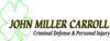 Sponsored by John Miller Carroll Law Office