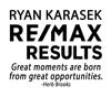 Sponsored by Ryan Karasek RE/MAX Results