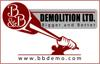 B&B Demolition Ltd Logo