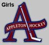 Sponsored by Appleton United Girl's Hockey