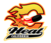 Sponsored by California Heat Hockey Club