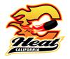 Sponsored by California Heat Hockey Club