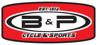 Sponsored by B&P Cycle and Sports