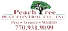 Sponsored by Peach Tree Pest Control
