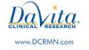 Sponsored by DaVita Clinical Research