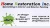 Sponsored by Home Restoration INC