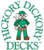 Sponsored by Hickory Dickory Decks