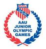 Sponsored by AAU Junior Olympic Games