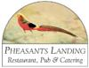 Sponsored by Pheasants Landing Restaurant