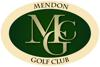 Sponsored by Mendon Golf Club