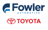 Sponsored by Fowler Toyota
