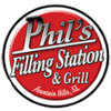 Sponsored by Phil's Filling Station