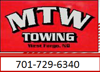 Sponsored by MTW TOWING
