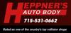 Sponsored by Heppner's Auto Body