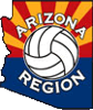 Sponsored by Arizona Region of USA Volleyball