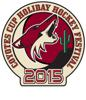 Sponsored by 17th Annual Coyotes Cup
