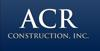 Sponsored by ACR Construction