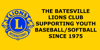 Sponsored by Lions Club