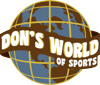 Sponsored by Don's World of Sports