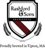 Sponsored by Rushford & Sons Brewery-Upton