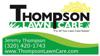 Sponsored by Thompson Lawn Care