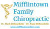 Sponsored by Mifflintown Family Chiropractic, PC