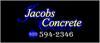 Sponsored by Jacob's Concrete