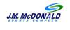 Sponsored by J M McDonald Sports Complex