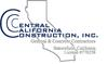 Central california construction logo element view