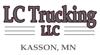 Sponsored by LC Trucking LLC