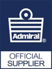 Sponsored by Admiral Sports - Official Supplier