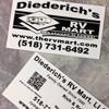 Sponsored by Diederich's RV Mart, LLC