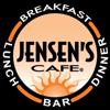 Sponsored by Jensen's Cafe