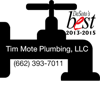 Sponsored by Tim Mote Plumbing