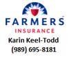 Sponsored by Farmers Insurance - Karen Keel-Todd