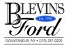 Sponsored by Blevins Ford - Gouverneur NY