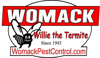 Sponsored by Womack Pest Control