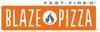 Blaze logo element view