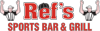 Sponsored by Ref's Sports Bar & Grill