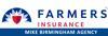 Sponsored by Mike Birmingham, Farmers Insurance