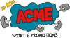 Sponsored by ACME Sport & Promotions