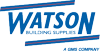 Sponsored by Watson Building Supplies